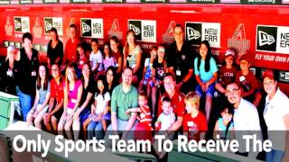 MACAZ13 - Arizona Diamondbacks, Workplace Culture Award