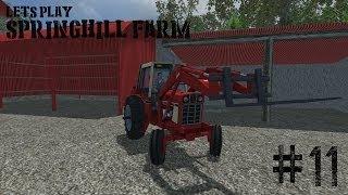 Farming Simulator 2013 - Springhill Farm - Ep 11