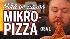Mikä on Suomen paras mikropizza? Osa 1