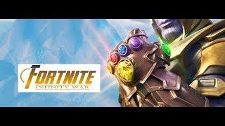 Fortnite Infinity War Trailer: Avengers and Fortnite Mashup