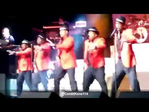 """New Edition @ Barclays Center [2016] - """"IF IT ISN"""