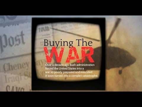 Buying The War