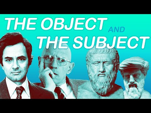 The Object and the Subject - Philosophy