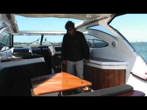 nord west 370 sportstop from motor boat yachting youtube. Black Bedroom Furniture Sets. Home Design Ideas
