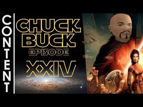 TIC The Galaxy vs Chuck Buck 24  Star Wars KOTOR Highlights