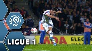 Olympique Lyonnais - Olympique de Marseille (1-0)  - Résumé - (OL - OM) / 2014-15