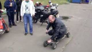 Тестим мотоборд / Motoboard Test