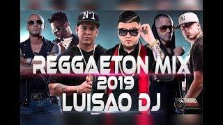 Reggaeton Mix 2019-lo Mas Nuevo-vol 2  Luisao Dj