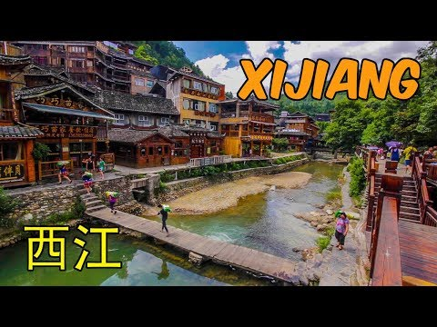 Xijiang: the idyllic wooden village where the Miao reign