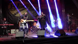 Angela Mosley & The Blue Elements @Blues made in Italy 13.10.2018 042
