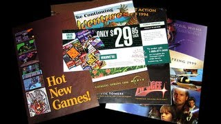 LGR - Computer Game Catalogs