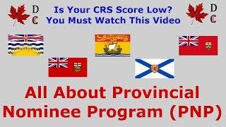 Provincial Nominee Program Canada | PNP Canada | What is PNP Program | All About PNP Program Canada