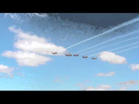 Mareeba Airshow  RAAF Roulettes