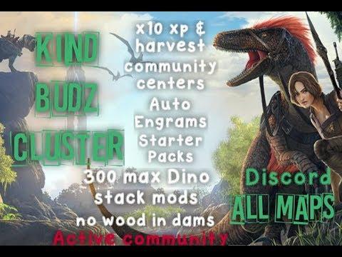 Ark PS4 Ep22-2020+Kind Budz Cluster #WEBJR1977 #Toddjumper #Transaaron38 #LiquidKool360 #Live$$$