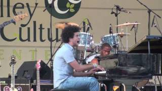 """I Had Enough"" by Andy Frasco and the Un Live at Warner Center Park"