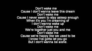 Skillet Don't Wake Me Lyrics