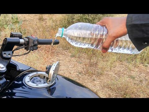 Full tank clean
