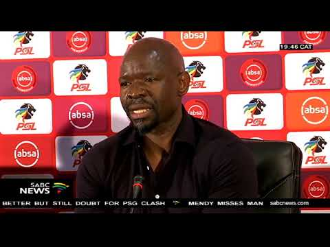 Steve Komphela voted Coach of the Month
