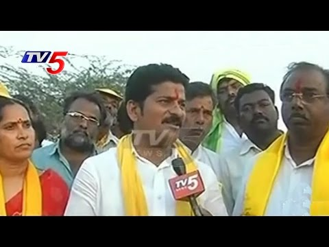 Narayankhed By Poll Campaign Speed Up | TDP Revanth Reddy Face To Face |  TV5 News