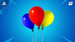 Fortnite - Balloons Trailer | PS4