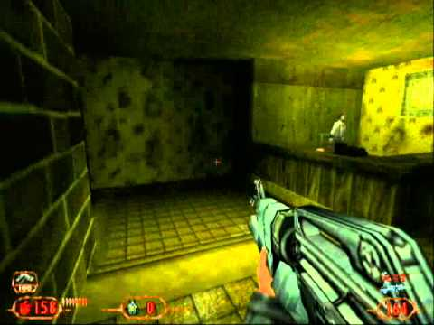 Let's Play Blood 2 The Chosen Part 11: How to blow yourself up |