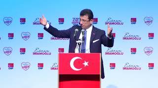 Biz 16 Milyon İstanbullu, 23 Haziran'da emaneti geri almaya geliyoruz…