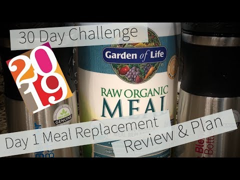 garden-of-life-organic-raw-meal-replacement-review---day-1-of-our-30-day-shake-challenge