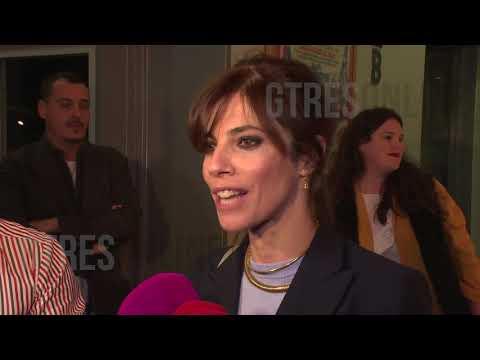 Maribel Verdu sobre los premios Princesa de Girona