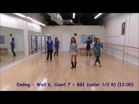 In Case You Didn't Know - Line Dance (Dance & Teach)