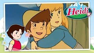Heidi - Episodio 45 - Vamos a ver las flores