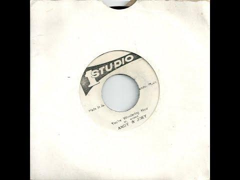 Andy & Joey - Studio One Records - 1964