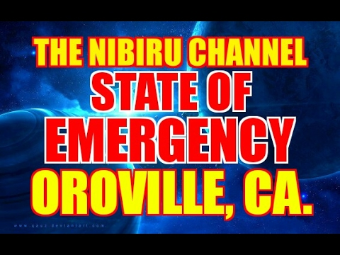 """LIVE STREAM"" STATE OF EMERGENCY FOR OROVILLE CALIFORNIA"