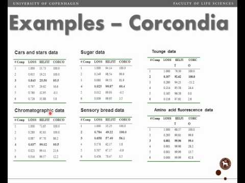 Multi-way Analysis. Part 24a. Number Of Components And Outliers