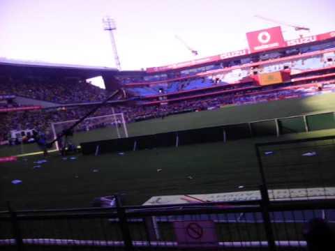 Disaster in loftus stadium