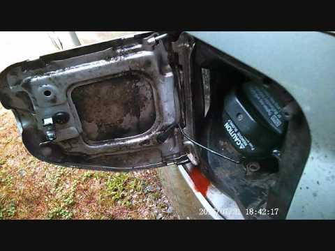 Tacoma Gas Door Repair Youtube