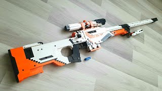 Working LEGO AWP | Asiimov - Counter-Strike: Global Offensive