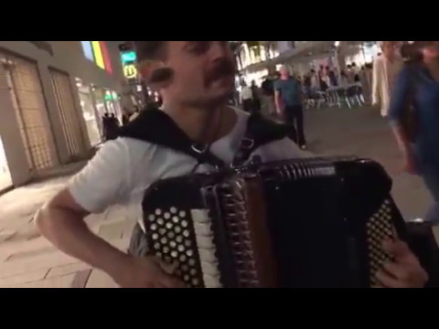 Amazing Accordian Playing From My Friend Milano