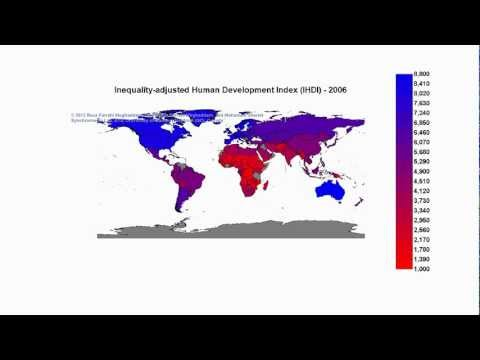 Inequality-adjusted Human Development Index (IHDI)