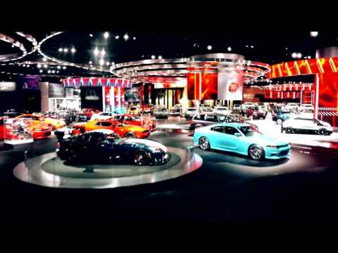 Fiat Chrysler Automobiles Award-Winning Auto Show Experience 2016