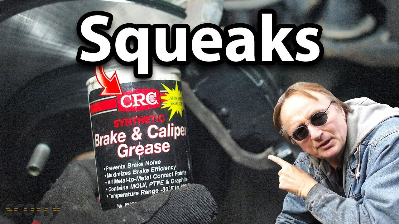 How To Stop Brakes From Squeaking And Sticking In Your Car Youtube 1999 Chevy Tahoe Power Steering Pump Mounting Diagramw Acoem