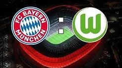 🔴LIVE | FC BAYERN MÜNCHEN 2 : 0 VFL WOLFSBURG | 17. SPIELTAG | BUNDESLIGA