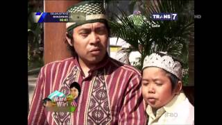 Video Sunah Sahur dan Buka Puasa ~ WARA WIRI 21 Maret 2017 download MP3, 3GP, MP4, WEBM, AVI, FLV September 2018
