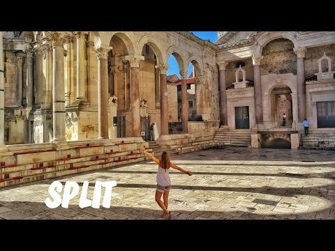 Exploring Split | Croatia Vlog 8 | World Wanderista