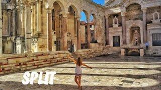 Exploring Split | Croatia Vlog 8 | World Wanderista