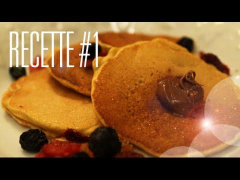 cuisine---recette-#1-:-pancakes-au-flocons-d'avoine