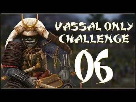 RECRUITING FORCES - Oda (Legendary Challenge: Vassal Only) - Total War: Shogun 2 - Ep.06!