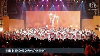LIVE: Miss Earth 2015 coronation night