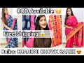 Chandni Chowk Saree Available Online 😍 | Cheap Price Best Quality 👌 | Brijraj.com |