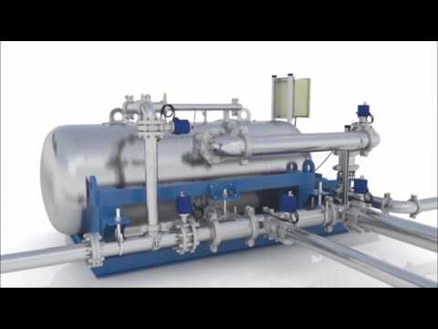 Vortisand® Cross-Flow Microsand Filtration System Provides High Efficiency Filtration Results