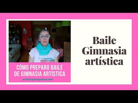 🤸🏼♀ Cómo preparar un baile de gimnasia artística